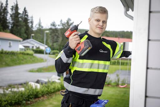 Sähkötyöt Jyväskylässä